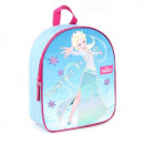 Frozen Disney backpack - blue 31 cm