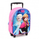 Frozen Disney trolley backpack Stronger Together