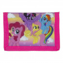 My little Pony wallet ponyville