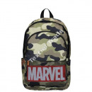 Avengers Backpack Marvel Retro Dedication Army 45