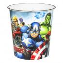 Avengers cubo de la basura