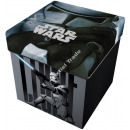 Star Wars storage stool