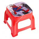 grossiste Petit mobilier: Spiderman tabouret plastique