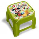 Mickey műanyag széklet