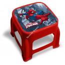 Spiderman plastic stool Spiderman