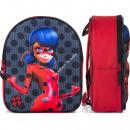 Miraculous Ladybug 3D sac a dos