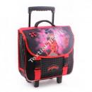 Miraculous Ladybug sac a dos trolley