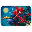 Spiderman carpet / mat Moon