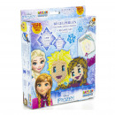 Frozen Disney character Meltums iron beads