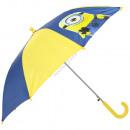 Großhandel Regenschirme: Minions regenschirm automatisch