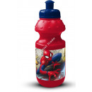 Spiderman plastic bottle