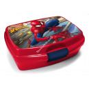 Spiderman box porta merendina