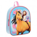 3D backpack Spirit Riding Free Lucky