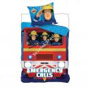 Fireman Sam ropa de cama