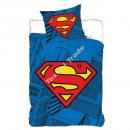 Superman bettwasche