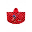 wholesale Coats & Jackets: Miraculous Ladybug Rain Poncho LB