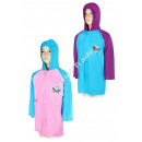 wholesale Coats & Jackets: Shimmer and Shine Rain Poncho Jeweld