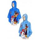 wholesale Childrens & Baby Clothing: Paw Patrol Rain Poncho Blue
