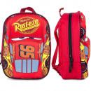 Cars Disney 3D McQueen shape backpack 35 cm