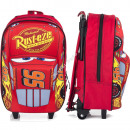 wholesale Licensed Products:Cars trolley backpack