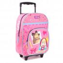Mascha und der Bär trolley rucksack