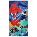 Spiderman Marvel velour beach towel