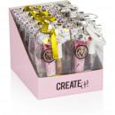 groothandel Make-up: Create it! Lipgloss & Body glitter