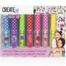 groothandel Make-up: Create it! Lipgloss 7-dlg Display