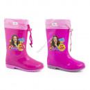 Soy Luna rain boots