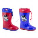 Mickey rain boots
