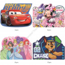 Disney placemats mix