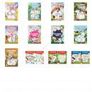 Kid's colouring books