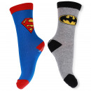 Großhandel Lizenzartikel:Batman vs Superman socke