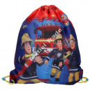 Fireman Sam torba gimnastyczna 44 cm