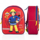 Fireman Sam 3D Mochila con sonido