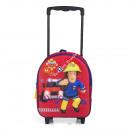 Fireman Sam 3D plecak na kółkach