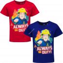 nagyker Ruha és kiegészítők:Fireman Sam T-Shirt