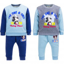 Mickey baby jogging suit the one and only