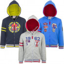 Spiderman Kapuzensweatjacke