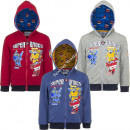 Super Wings Kapuzensweatjacke