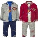 Superman 3 teilige baby set