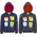 Pokemon Hoodie with zipper
