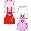 Minnie bebé traje manga larga