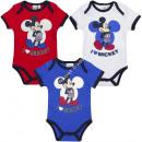 Mickey Mouse baby body I ♥