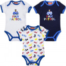 Paw Patrol baby bodysuits