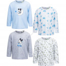 wholesale Licensed Products: Mickey baby set of 2 longsleeves