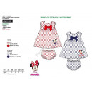 Minnie Mouse dress baby Red / Navy