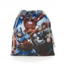 Avengers pranzo al sacco 27 cm