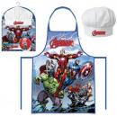 Avengers set de cocina