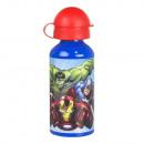 Avengers botella de aluminio